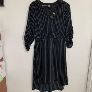 NWT Bobeau high low dress